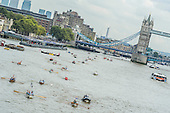 Great River Race, London 2014