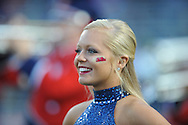 Ole Miss Rebelette vs. Tennessee at Vaught-Hemingway Stadium in Oxford, Miss. on Saturday, October 18, 2014.