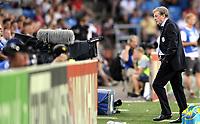 Fotball<br /> Norge<br /> 26.05.2012<br /> Norge v England 0:1<br /> Foto: Morten Olsen, Digitalsport<br /> <br /> Roy Hodgson - trener England