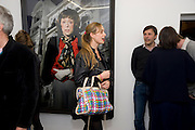 PRINCESS ELIZABETH THURN UND TAXIS, Cindy Sherman exhibition. Spruth Magers, London. Grafton st. London. Afterwards at Bellamy's, Bruton Place. 15 April 2009.