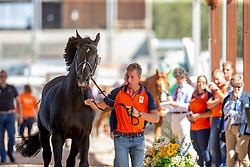 Vrieling Jur, NED, VDL Glasgow v Merelsnest<br /> World Equestrian Games - Tryon 2018<br /> © Hippo Foto - Dirk Caremans<br /> 17/09/2018