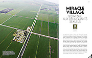 Miracle Village, 24h01 (a Belgian Magazine)