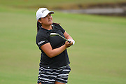 Madchen Ly during the third round of the LPGA Qualifying Tournament Stage Three at LPGA International in Daytona Beach, Florida on Dec. 4, 2015.<br /> <br /> ©2015 Scott A. Miller