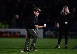 Half time - Mandatory by-line: Alex Davidson/JMP - 22/12/2017 - RUGBY - Sixways Stadium - Worcester, England - Worcester Warriors v London Irish - Aviva Premiership
