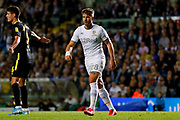 Leeds United defender Gaetano Berardi (28)  during the EFL Sky Bet Championship match between Leeds United and Brentford at Elland Road, Leeds, England on 21 August 2019.