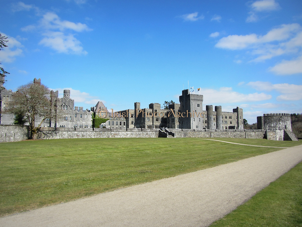 Ashford Castle Cong. Mayo – b.1881 on earlier Norman site,