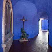 Santa Catalina Monastery, Arequipa, Peru.