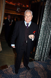 DANNY LE RUE at the Lady Taverners Tribute lunch in honour of Ronnie Corbett held at The Dorchester Hotel, Park Lane, London on 3rd November 2006.<br /><br />NON EXCLUSIVE - WORLD RIGHTS