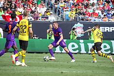 Liverpool vs Borussia Dortmund - 22 July 2018
