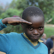 Bwindi Impenetrable Forest National Park, Uganda, Africa