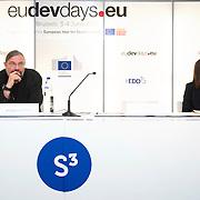 03 June 2015 - Belgium - Brussels - European Development Days - EDD - Jobs - Managing business impacts on sustainable development © European Union