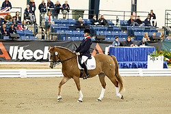 Dunham Anne (GBR) - Teddy<br /> Alltech FEI World Equestrian Games <br /> Lexington - Kentucky 2010<br /> © Hippo Foto - Leanjo de Koster