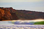breaking wave Anglesea