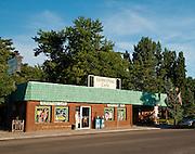 Cafe in Weiser, Idaho.