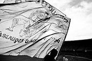 Belo Horizonte_MG,  03 de outubro de 2009...Projeto / A Massa...Torcedores atleticanos em jogo valido pela 28a rodada do Campeonato Brasileiro de 2009...Atletico-MG 0 x 1 Cruzeiro..Foto: NIDIN SANCHES / NITRO