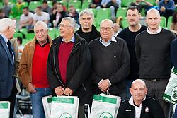 during basketball match between KK Union Olimpija Ljubljana and KK Crvena zvezda Telekom (SRB) in 19th Round of ABA League 2015/16, on January 11, 2016 in Arena Stozice, Ljubljana, Slovenia. Photo by Urban Urbanc / Sportida