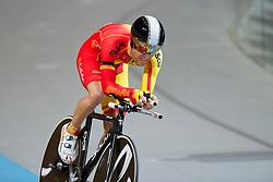 , ESP, 1km TT, 2015 UCI Para-Cycling Track World Championships, Apeldoorn, Netherlands