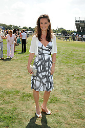 PIPPA MIDDLETON at the Cartier International Polo at Guards Polo Club, Windsor Great Park on 27th July 2008.<br /> <br /> NON EXCLUSIVE - WORLD RIGHTS