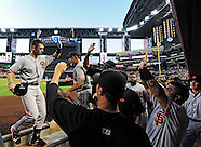 MLB: San Francisco Giants at Arizona Diamondbacks//20120915