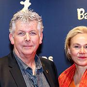 NLD/Utrecht/20180927 - Openingsavond Nederlands Film Festival Utrecht, Marc van Warmerdam en partner