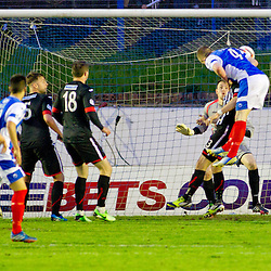 Cowdenbeath v Dunfermline | Championship play off 1st Leg | 14 May 2014