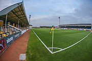 The Cambs Glass Stadium, Home of Cambridge United during the EFL Sky Bet League 2 match between Cambridge United and Forest Green Rovers at the Cambs Glass Stadium, Cambridge, England on 26 September 2017. Photo by Shane Healey.