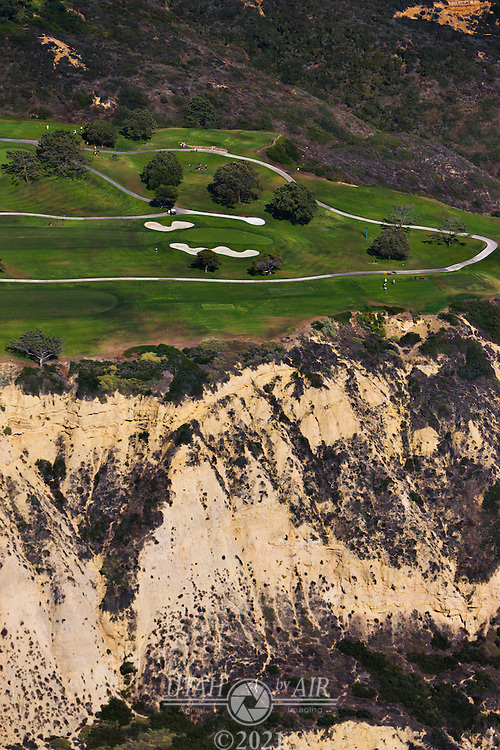 Unknown Golf Course on the California Coast