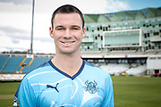 Peter Handscomb, Australian cricket player portrait during the Yorkshire Count Cricket Club Photocall 2017 at Headingley Stadium, Headingley, United Kingdom on 5 April 2017. Photo by Mark P Doherty.
