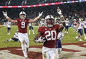 Nov 10, 2017-NCAA Football-Washington at Stanford