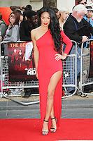 Sarah Jane Crawford, Red 2 European Film Premiere, Empire cinema Leicester Square, London UK, 22 July 2013, (Photo by Richard Goldschmidt)
