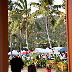 St. John Food Fair and Boat Races
