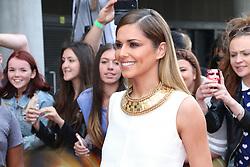 © Licensed to London News Pictures. 24/06/2014. London, UK Cheryl Cole, X Factor London Photocall, Emirates Stadium, London UK, 24 June 2014. Photo credit : Richard Goldschmidt/LNP