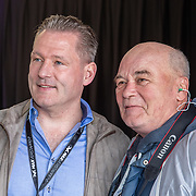 NLD/Zandvoort/20190518 - Jumbo Racedagen 2019, Jos Verstappen en .........