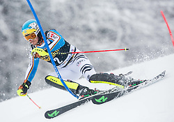 Felix Neureuther (GER) competes during 1st Run of 10th Men's Slalom race of FIS Alpine Ski World Cup 55th Vitranc Cup 2016, on March 6, 2016 in Podkoren, Kranjska Gora, Slovenia. Photo by Vid Ponikvar / Sportida