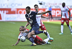 March 31, 2018 - Nancy, France - Abdelhamid Yunis vs Nordin (Credit Image: © Panoramic via ZUMA Press)