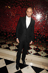 BRIAN FRIEDMAN at a party to celebrate the 10th Anniversary of Claridge's Bar, Claridge's Hotel, Brook Street, London on 11th November 2008.
