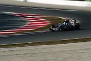February 19-22, 2015: Formula 1 Pre-season testing Barcelona : Lewis Hamilton (GBR), Mercedes