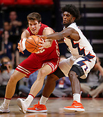NCAA Basketball - Illinois Fighting Illini vs Wisconsin Badgers - Champaign, Il