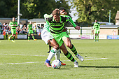 Forest Green Rovers v Yeovil Town 190817
