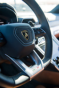 Lamborghini Urus Dynamic Launch in Palm Springs, California.