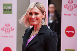 London, UK. 13th March, 2019. Jenni Falconer arrives at the London Palladium to attend the annual Prince's Trust Awards to be presented by HRH the Prince of Wales, President of the Prince's Trust. The Prince's Trust and TKMaxx & Homesense Awards recognise young people who have succeeded against the odds, improved their chances in life and had a positive impact on their local community.