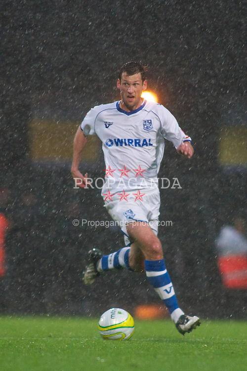 NORWICH, WALES - Saturday, November 14, 2009: Tranmere Rovers' Paul McLaren in action against Norwich City during the League One match at Carrow Road. (Pic by David Rawcliffe/Propaganda)