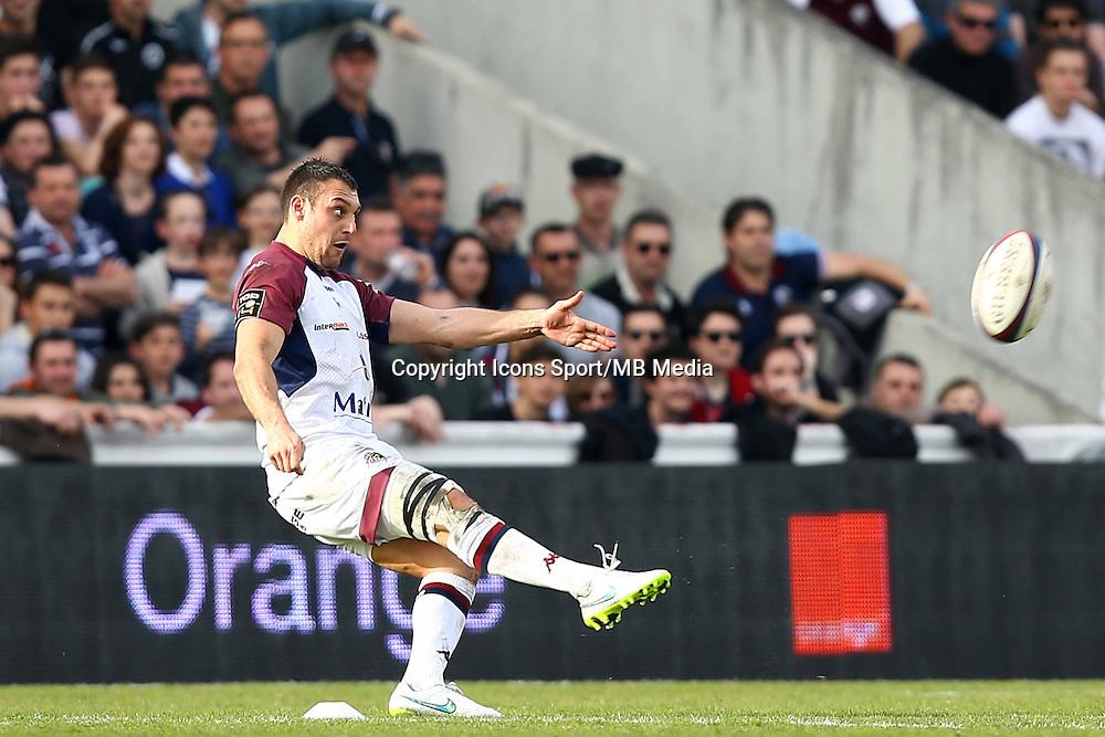 Lionel Beauxis  - 07.03.2015 -  Begles Bordeaux / Stade Francais -  19eme journee de Top 14<br />Photo : Manuel Blondeau / Icon Sport