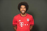 German Soccer Bundesliga 2015/16 - Photocall of FC Bayern Munich on 16 July 2015 in Munich, Germany: Dante