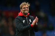 Crystal Palace v Liverpool 06/03/2016