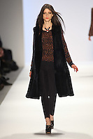 Tati Cotliar Collection during Mercedes-Benz Fashion Week in New York on February 12, 2011