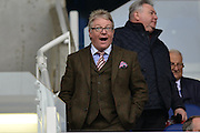 Jim Davidson during the Sky Bet Championship match between Reading and Charlton Athletic at the Madejski Stadium, Reading, England on 17 October 2015. Photo by Mark Davies.