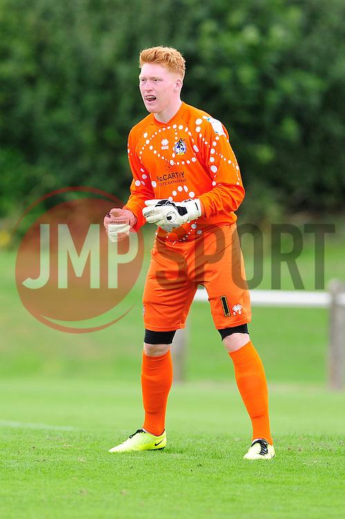Bristol Rovers' U18s Kieran Preston  - Photo mandatory by-line: Dougie Allward/JMP - Tel: Mobile: 07966 386802 17/08/2013 - SPORT - FOOTBALL - Bristol Rovers Training Ground - Friends Life Sports Ground - Bristol - Academy - Under 18s - Youth - Bristol Rovers U18s V Bournemouth U18s