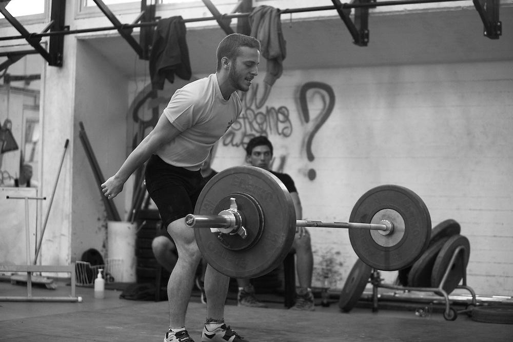 Weightlifting <br /> <br /> photographer - Gilad Kavalerchik<br />  www.Giladka.com