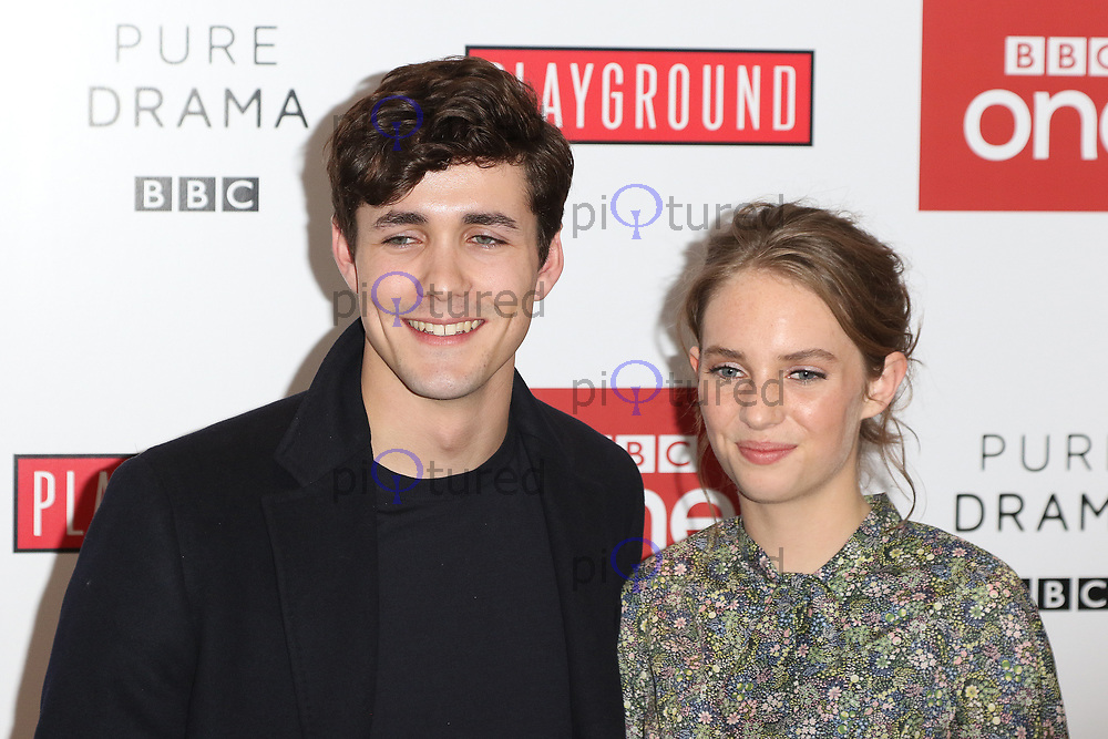 Jonah Hauer-King, Maya Thurman-Hawke, Little Women - Special Q&A Screening, The Soho Hotel, London UK, 11 December 2017, Photo by Richard Goldschmidt